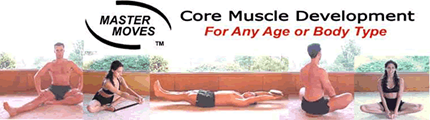 core muscle training exercises